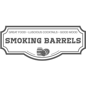 Smoking Barrels Logo