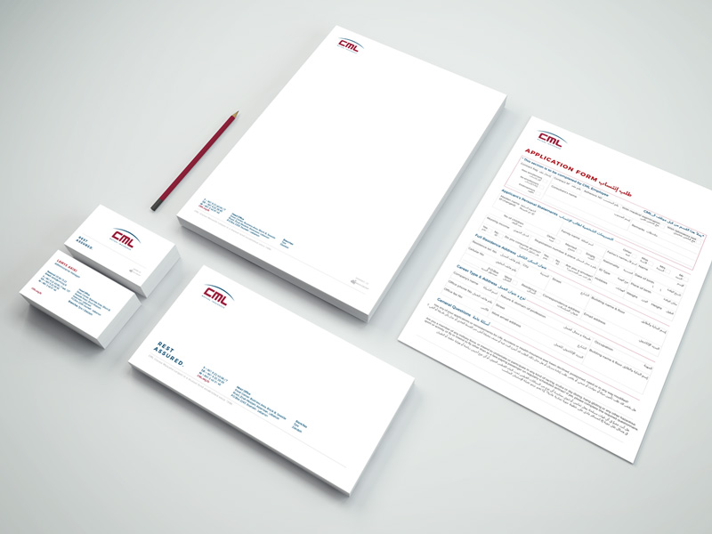 CML - Stationery & Other Documents