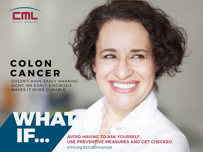 CML - WHAT IF Campaign - Colon Cancel Month Adaptation