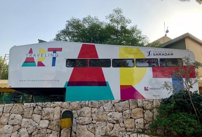 Traveling Art - Caravan