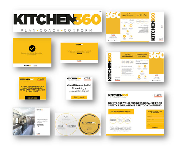 GWR Food Safety - Kitchen 360 Communications