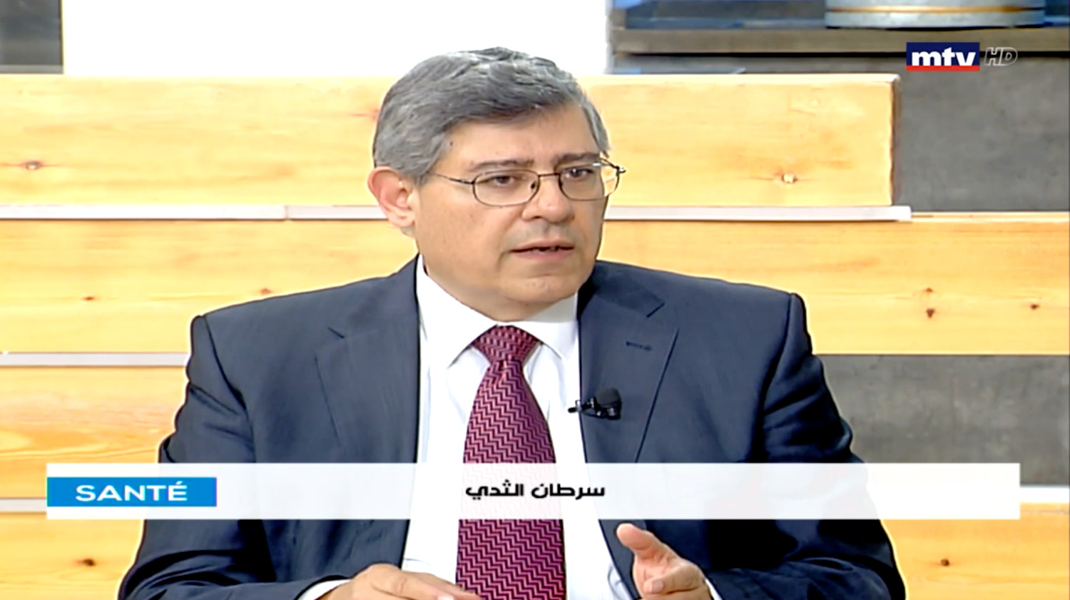NBCC - October 2019 Campaign - TV Interview - Dr. Imad el Hajj