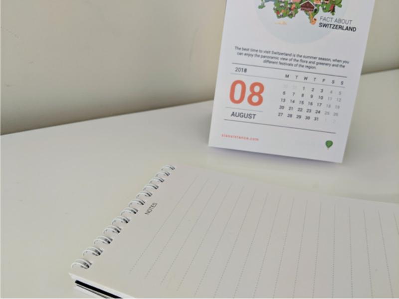 SIA - Second Calendar