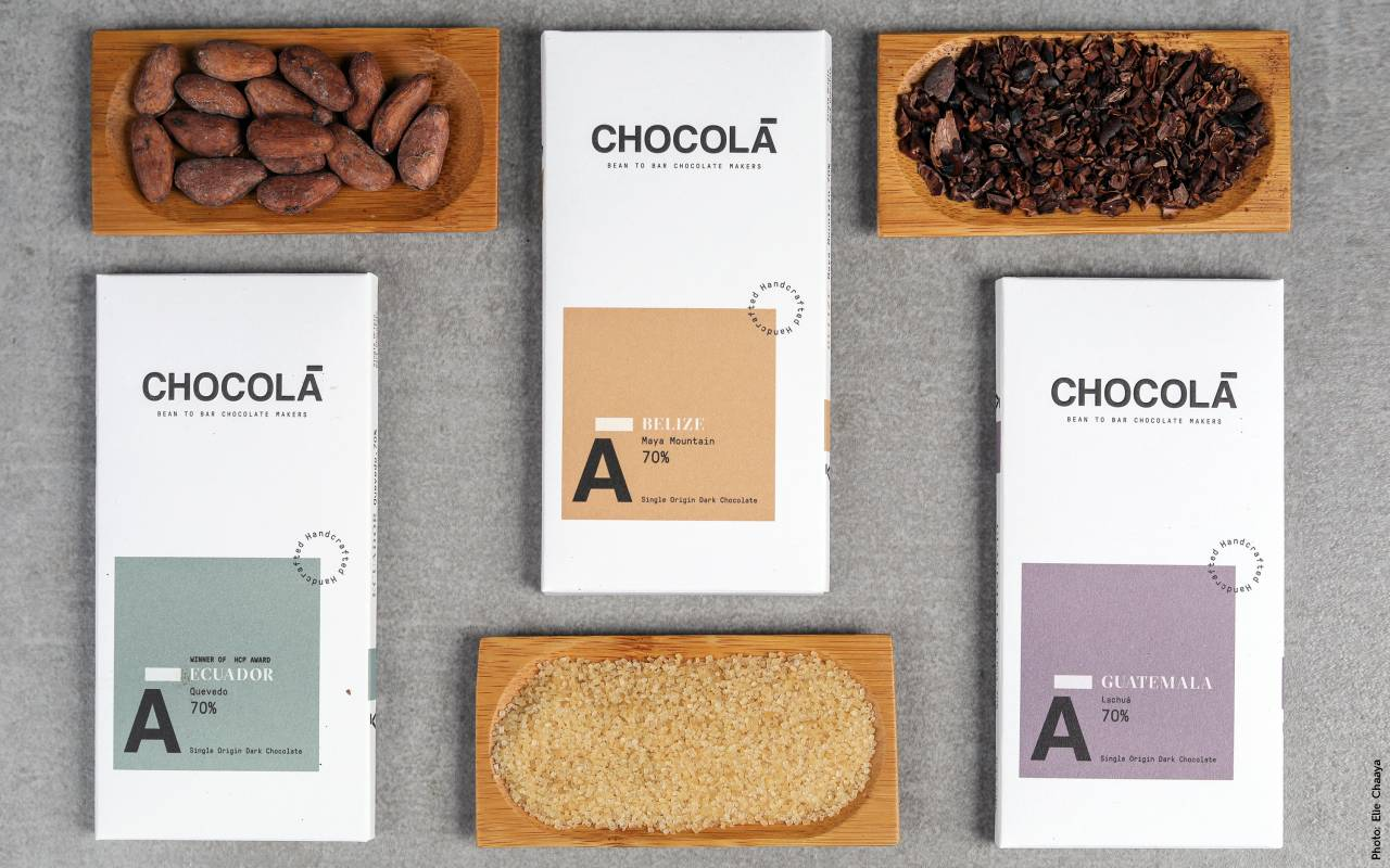 Chocola - Spearhead Case Study - Packaging