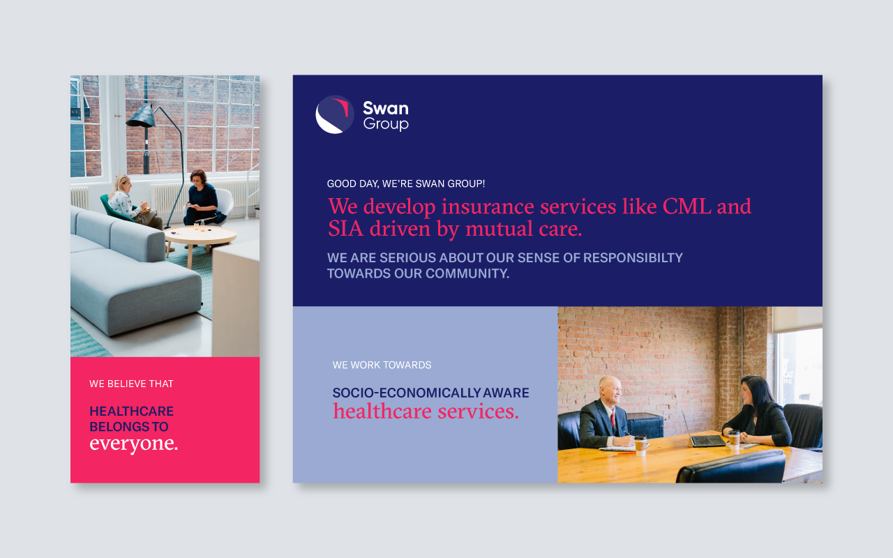 Spearhead - Swan Group Case Study - Communications